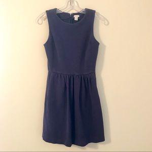 J CREW• Size XSmall Purple Dress